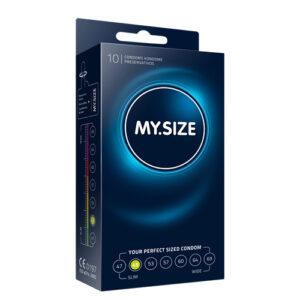 MY.SIZE 49 mm Condooms 10 stuks #1