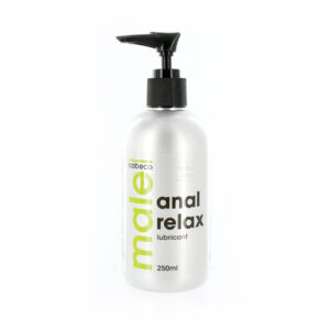 MALE - Anal Relax Lubricant (250ml) #1
