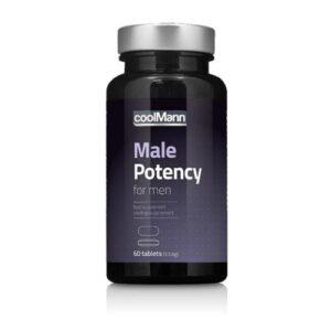 CoolMann - Male Potency Potentie Pillen - 60 stuks #1