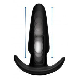 Thump-It Stotende Buttplug - Medium #1