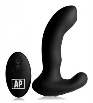 P-Massage Prostaat Vibrator Met Roterende Kraal #1