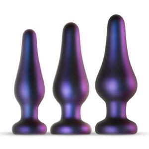 Hueman - Comets Buttplug Set #1