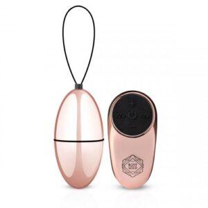 Rosy Gold - Nouveau Vibrating Egg #1