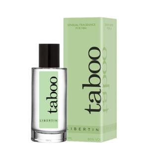 Taboo Libertin Parfum Voor Mannen 50 ML #1
